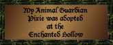 Adopt an animal guardian